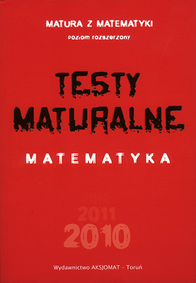 testy maturalne aksjomat 2021