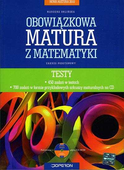 obowiązkowa matura z matematyki operon testy